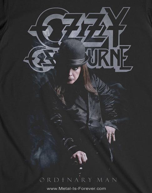 OZZY OSBOURNE (オジー・オズボーン) ORDINARY MAN STANDING 「オーディナリー・マン・スタンディング」 Tシャツ