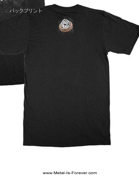 HELLOWEEN (ハロウィン) PUMPKINS UNITED 「パンプキンズ・ユナイテッド」 ツアー Tシャツ