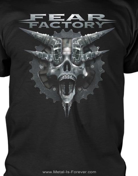 FEAR FACTORY (フィア・ファクトリー) LEGACY 「レガシー」 Tシャツ