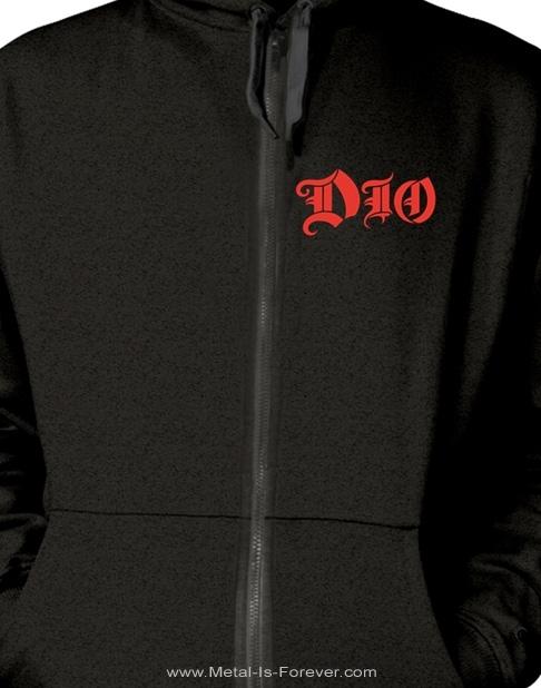 DIO (ディオ) HOLY DIVER 「情念の炎~ホーリィ・ダイヴァー」 ジップ・パーカー