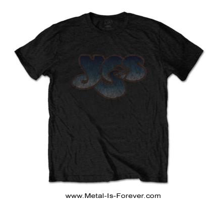 YES (イエス) VINTAGE LOGO 「ヴィンテージ・ロゴ」 Tシャツ