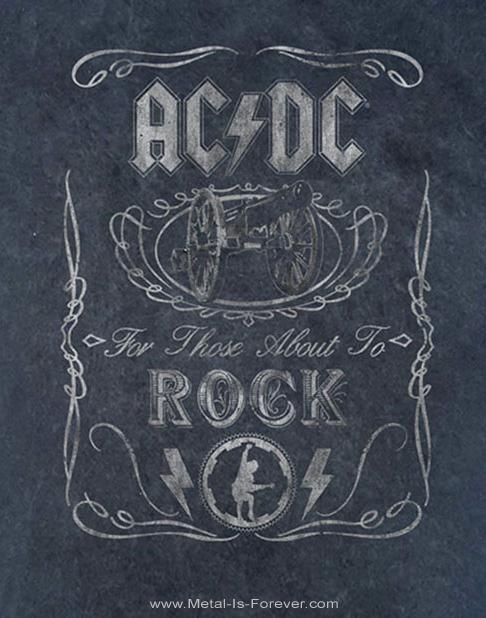 AC/DC (エーシー・ディーシー) CANNON SWIG 「キャノン・スウィグ」 絞り染めTシャツ