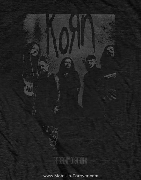 KORN -コーン- KNOCK WALL 「ノック・ウォール」 Tシャツ