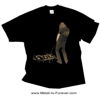 OZZY OSBOURNE (オジー・オズボーン) PERFECTLY ORDINARY LEAK 「パーフェクトリー・オーディナリー・マン・リーク」 Tシャツ