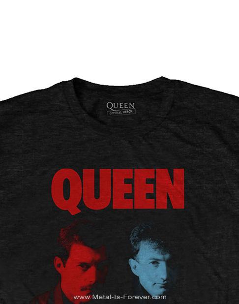 QUEEN (クイーン) HOT SPACE 「ホット・スペース」 Tシャツ