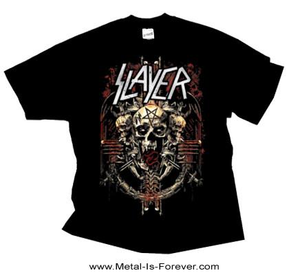 SLAYER -スレイヤー- DEMONIC ADMAT 「デモニック・アドマット」  Tシャツ