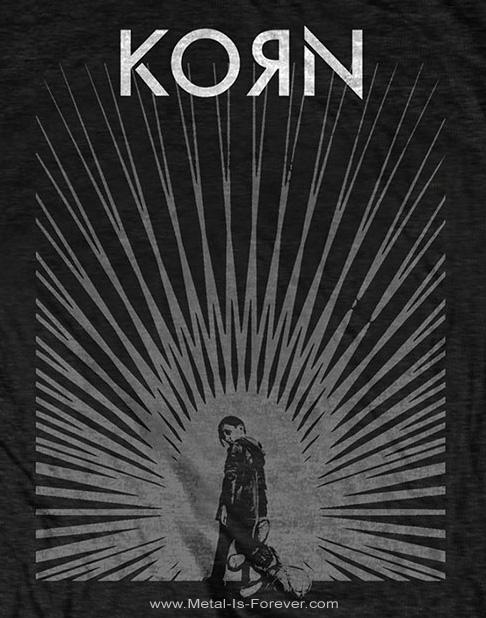 KORN -コーン- RADIATE GLOW 「ラディエイト・グロー」 Tシャツ