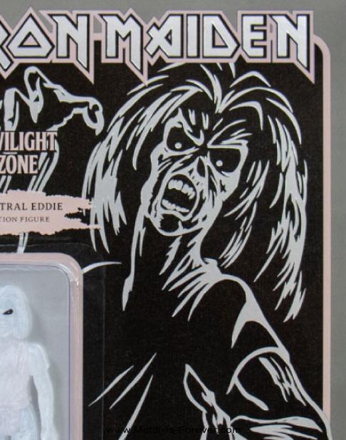 IRON MAIDEN (アイアン・メイデン) TWILIGHT ZONE 「トワイライト・ゾーン」 リアクション・フィギュア