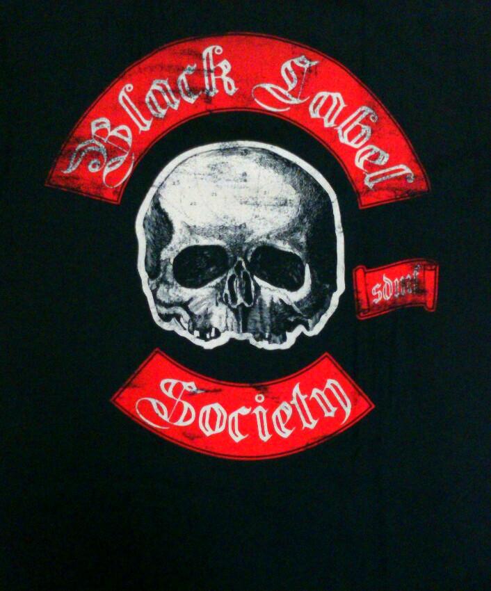 【在庫有り商品】BLACK LABEL SOCIETY -ブラック・レーベル・ソサイアティ- DESTROY & CONQUER「デストロイ・アンド・コンキュアー」 Tシャツ Mサイズ