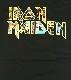 【在庫有り商品】IRON MAIDEN -アイアン・メイデン- EDDIE LOGO「エディ・ロゴ」 Tシャツ Sサイズ