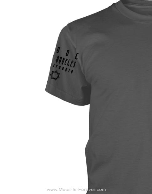 TOOL -トゥール- SPECTRE BURST SKELETON 「スペクター・バースト・スケルトン」 Tシャツ(チャコールグレー)