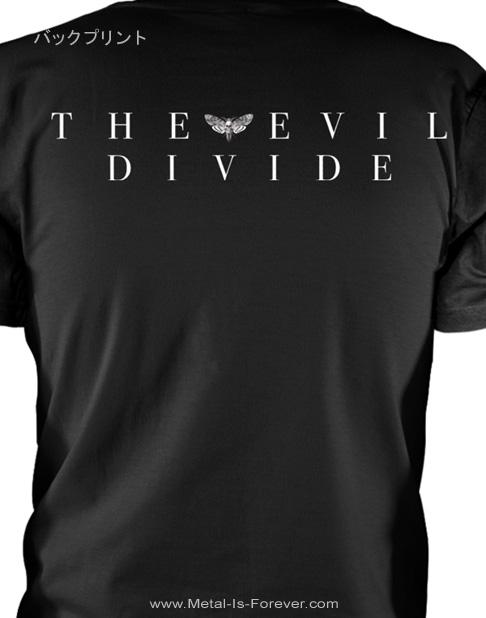 DEATH ANGEL -デス・エンジェル- THE EVIL DIVIDE 「ジ・イーヴル・ディヴァイド」 Tシャツ