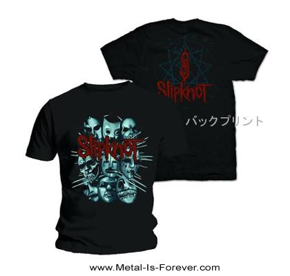 SLIPKNOT -スリップノット- MASKS 2 「マスク・2」  Tシャツ