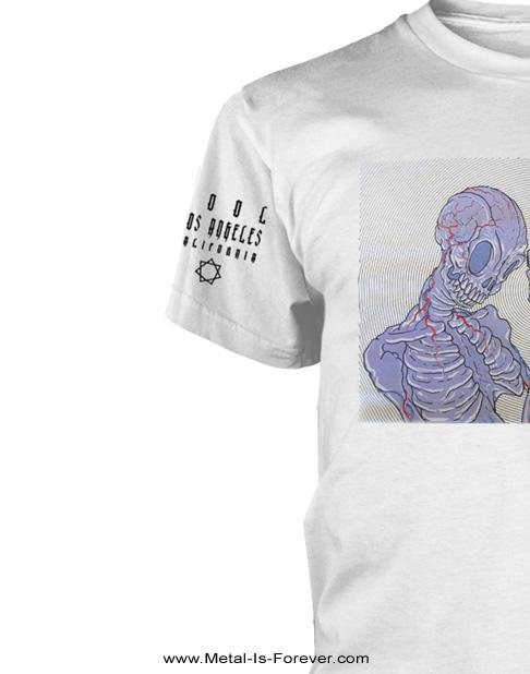 TOOL -トゥール- SKELETON 「スケルトン」 Tシャツ(白)