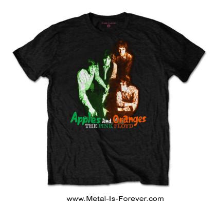 PINK FLOYD (ピンク・フロイド) APPLES AND ORANGES 「アップルズ・アンド・オレンジズ」 Tシャツ