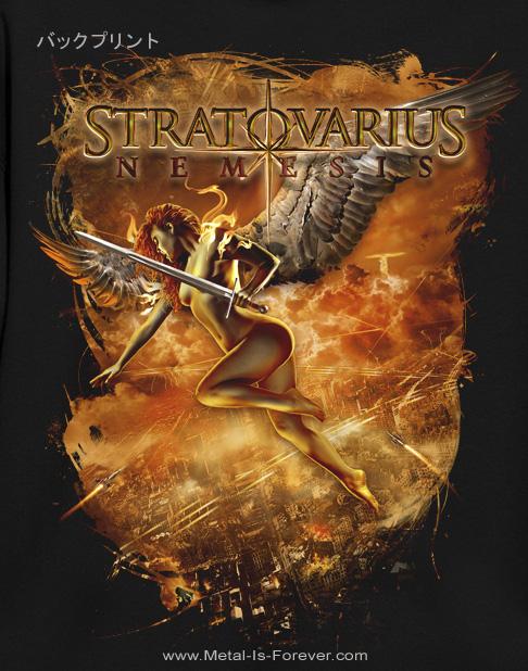 STRATOVARIUS (ストラトヴァリウス) NEMESIS 「ネメシス」 ジップ・パーカー