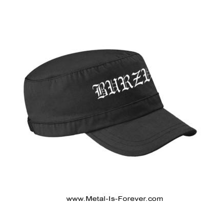 BURZUM -バーズム- LOGO 「ロゴ」 アーミー・キャップ