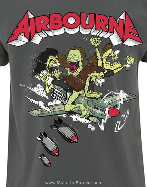 AIRBOURNE (エアボーン) NITRO 「ニトロ」 Tシャツ