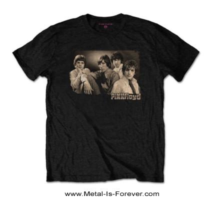 PINK FLOYD (ピンク・フロイド) SEPIA CRAVATS 「セピア・クラバット」 Tシャツ