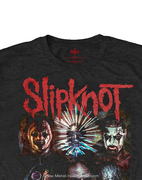 SLIPKNOT -スリップノット- PREPARE FOR HELL 2014-2015 TOUR 「プリペアー・フォー・ヘル」 ツアー Tシャツ
