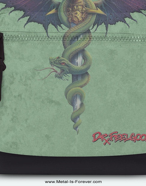 MOTLEY CRUE (モトリー・クルー) DR.FEELGOOD 「ドクター・フィールグッド」 リュックサック