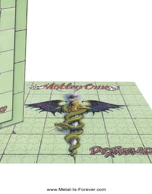 MOTLEY CRUE (モトリー・クルー) DR.FEELGOOD 「ドクター・フィールグッド」 500ピース ジグソーパズル