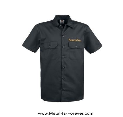 HAMMERFALL (ハンマーフォール) HAMMER WINGS 「ハンマー・ウイングス」 ワークシャツ