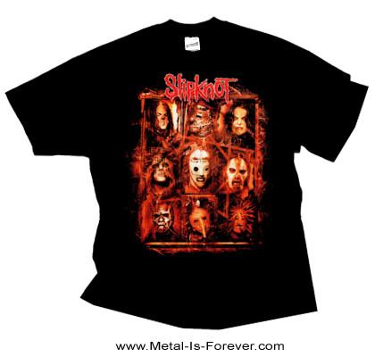 SLIPKNOT -スリップノット- RUSTY FACE 「ラスティー・フェイス」 Tシャツ