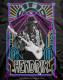 JIMI HENDRIX (ジミ・ヘンドリックス) ELECTRIC LADYLAND 「エレクトリック・レディランド」 ネオン Tシャツ