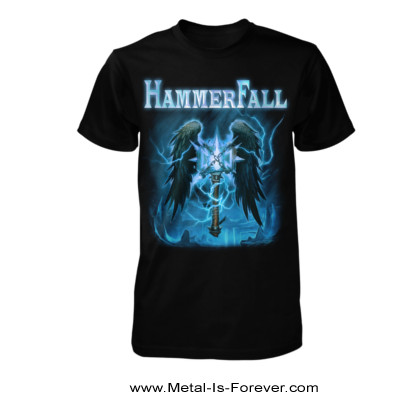 HAMMERFALL (ハンマーフォール) SECOND TO ONE 「セカンド・トゥ・ワン」 Tシャツ