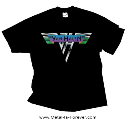 VAN HALEN  (ヴァン・ヘイレン) VINTAGE LOGO 1978 「ヴィンテージ・ロゴ・1978」 Tシャツ