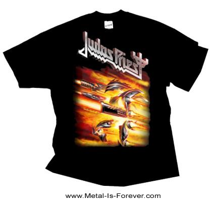 JUDAS PRIEST -ジューダス・プリースト- FIREPOWER 「ファイアーパワー」 Tシャツ