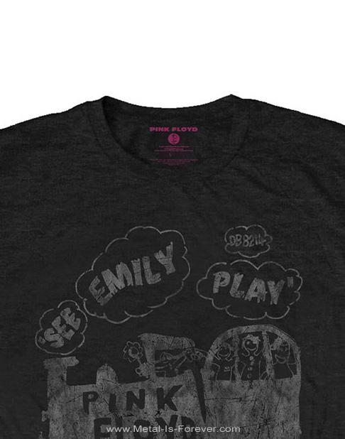 PINK FLOYD -ピンク・フロイド- SEE EMILY PLAY 「シー・エミリー・プレイ」 Tシャツ