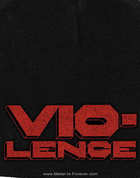 VIO-LENCE(ヴァイオレンス) LOGO 「ロゴ」 ニットキャップ