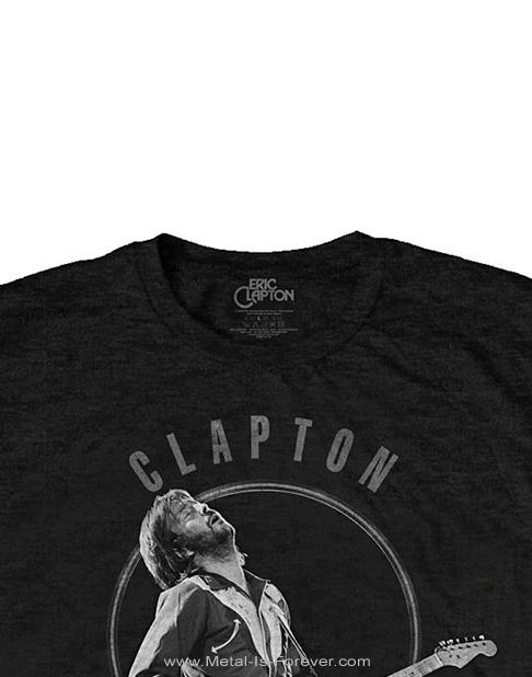 ERIC CLAPTON (エリック・クラプトン) VINTAGE PHOTO 「ヴィンテージ・フォト」 Tシャツ