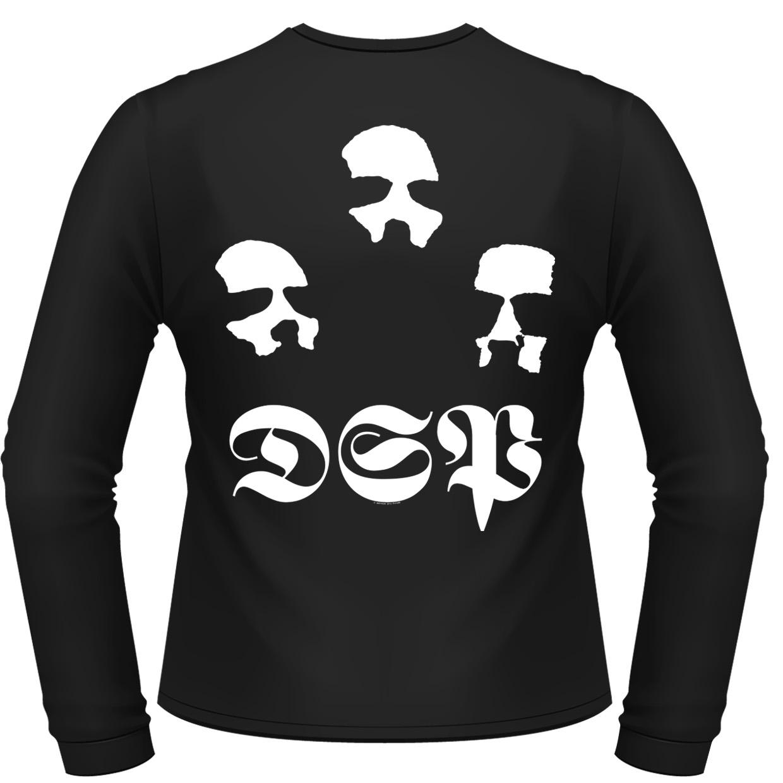 【お取り寄せ商品】MAYHEM -メイヘム- DE MYSTERIIS DOM SATHANAS 「狂魔密儀」 長袖Tシャツ