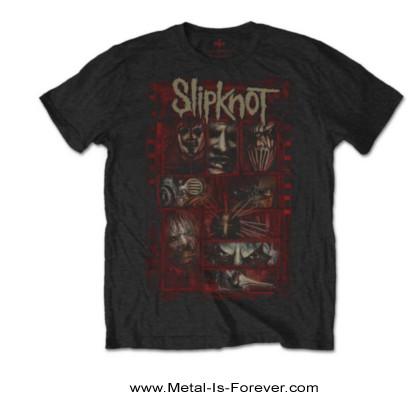 SLIPKNOT -スリップノット- SKETCH BOXES 「スケッチ・ボックス」 Tシャツ