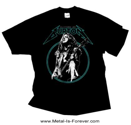 METALLICA -メタリカ- CLIFF LIVE 「クリフ・ライヴ」 Tシャツ