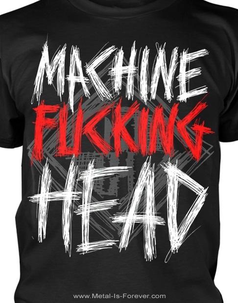MACHINE HEAD -マシーン・ヘッド- BANG YOUR HEAD 「バン・ユア・ヘッド」 Tシャツ