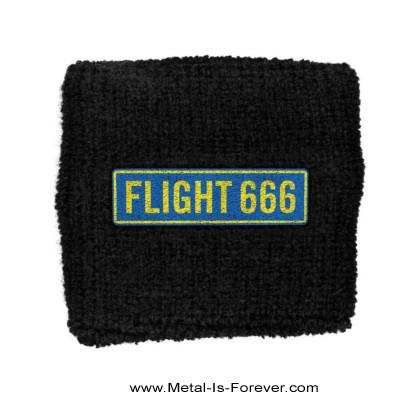 IRON MAIDEN (アイアン・メイデン) FLIGHT 666 「フライト666」 リストバンド