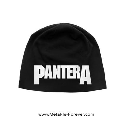 PANTERA (パンテラ) LOGO 「ロゴ」 ニットキャップ(薄手)