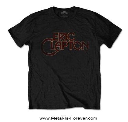 ERIC CLAPTON (エリック・クラプトン) BIG C LOGO 「ビッグ・C・ロゴ」 Tシャツ