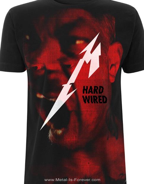 METALLICA -メタリカ- HARDWIRED JUMBO 「ハードワイアード・ジャンボ」 Tシャツ(オールオーバー)