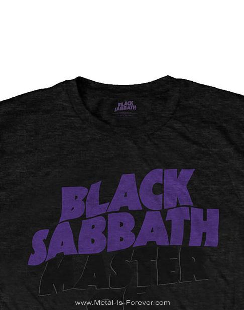 BLACK SABBATH (ブラック・サバス) MASTER OF REALITY 「マスター・オブ・リアリティ」 Tシャツ
