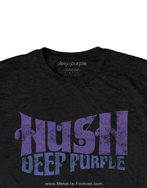 DEEP PURPLE (ディープ・パープル) HUSH 「ハッシュ」 Tシャツ
