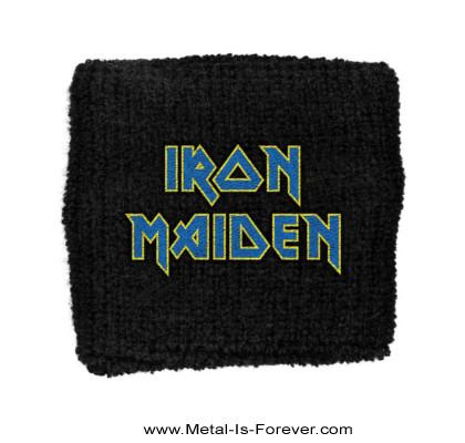 IRON MAIDEN (アイアン・メイデン) FLIGHT 666 「フライト666」 ロゴ リストバンド