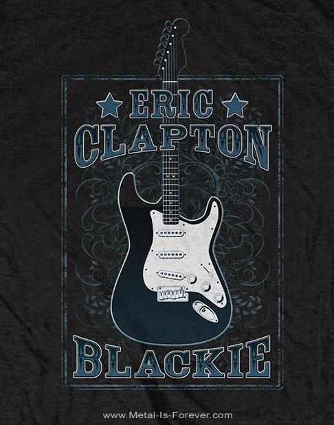 ERIC CLAPTON (エリック・クラプトン) BLACKIE 「ブラッキー」 Tシャツ
