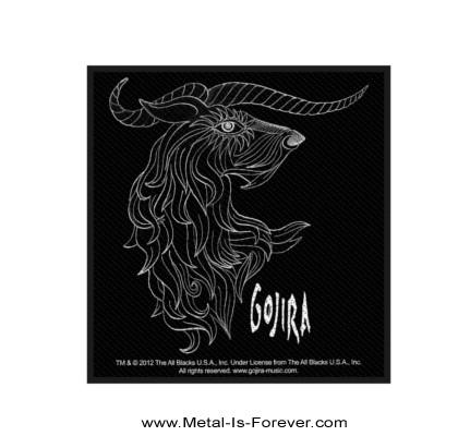 GOJIRA (ゴジラ) HORNS 「ホーンズ」 ワッペン