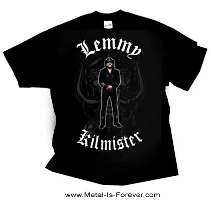LEMMY KILMISTER -レミー・キルミスター- MEMORIAL STATUE 「メモリアル・スタチュー」 Tシャツ