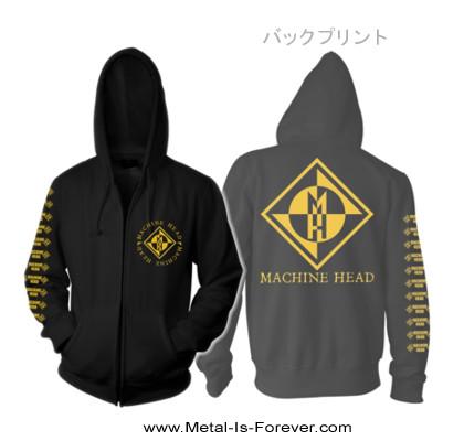 MACHINE HEAD -マシーン・ヘッド- DIAMOND 「ダイアモンド」 パーカー